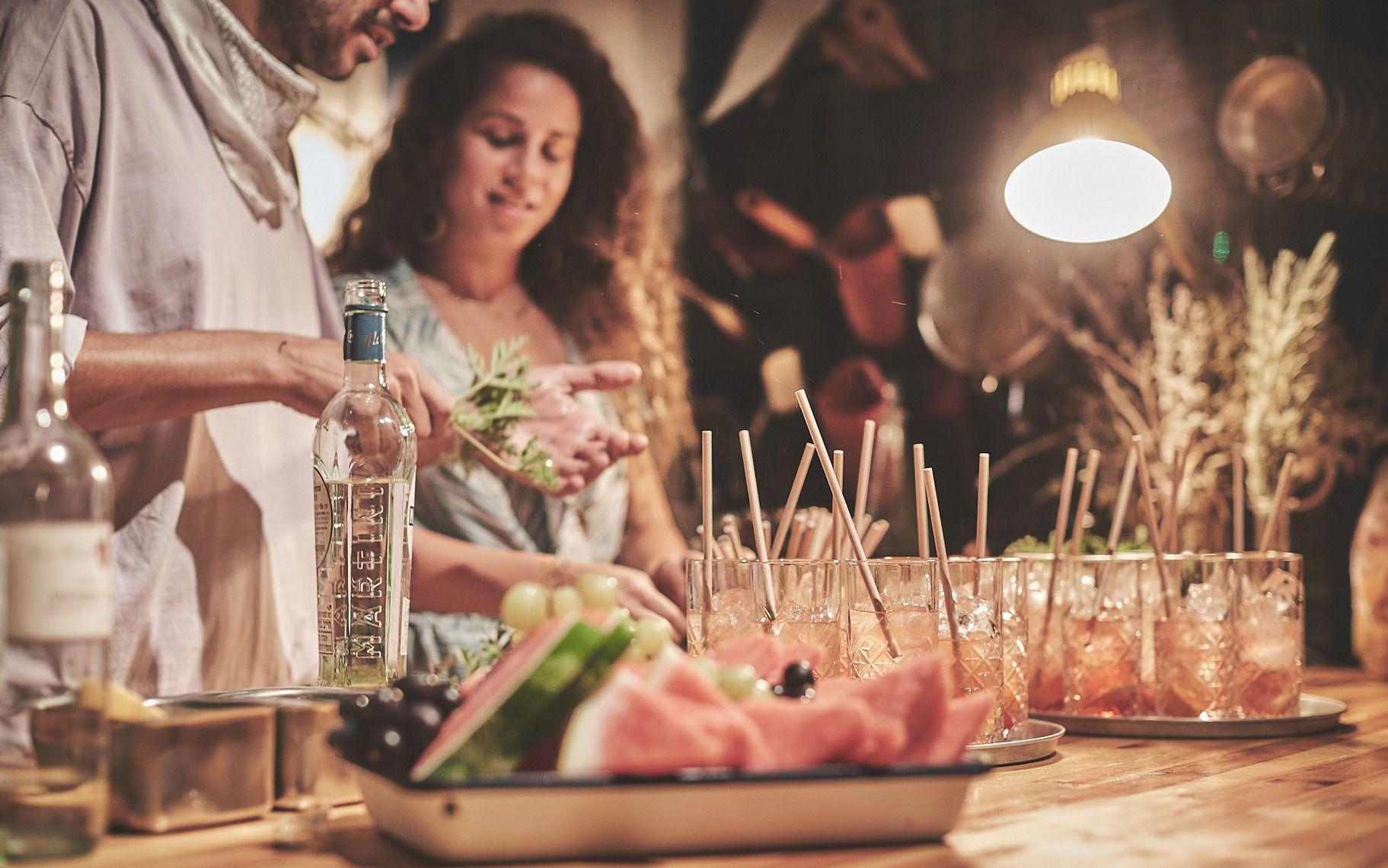 Tel Aviv Food Tour- Around the world