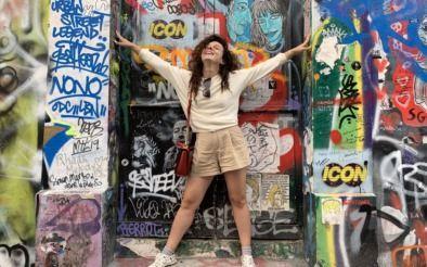 סיור אמנות רחוב וגרפיטי בפריז