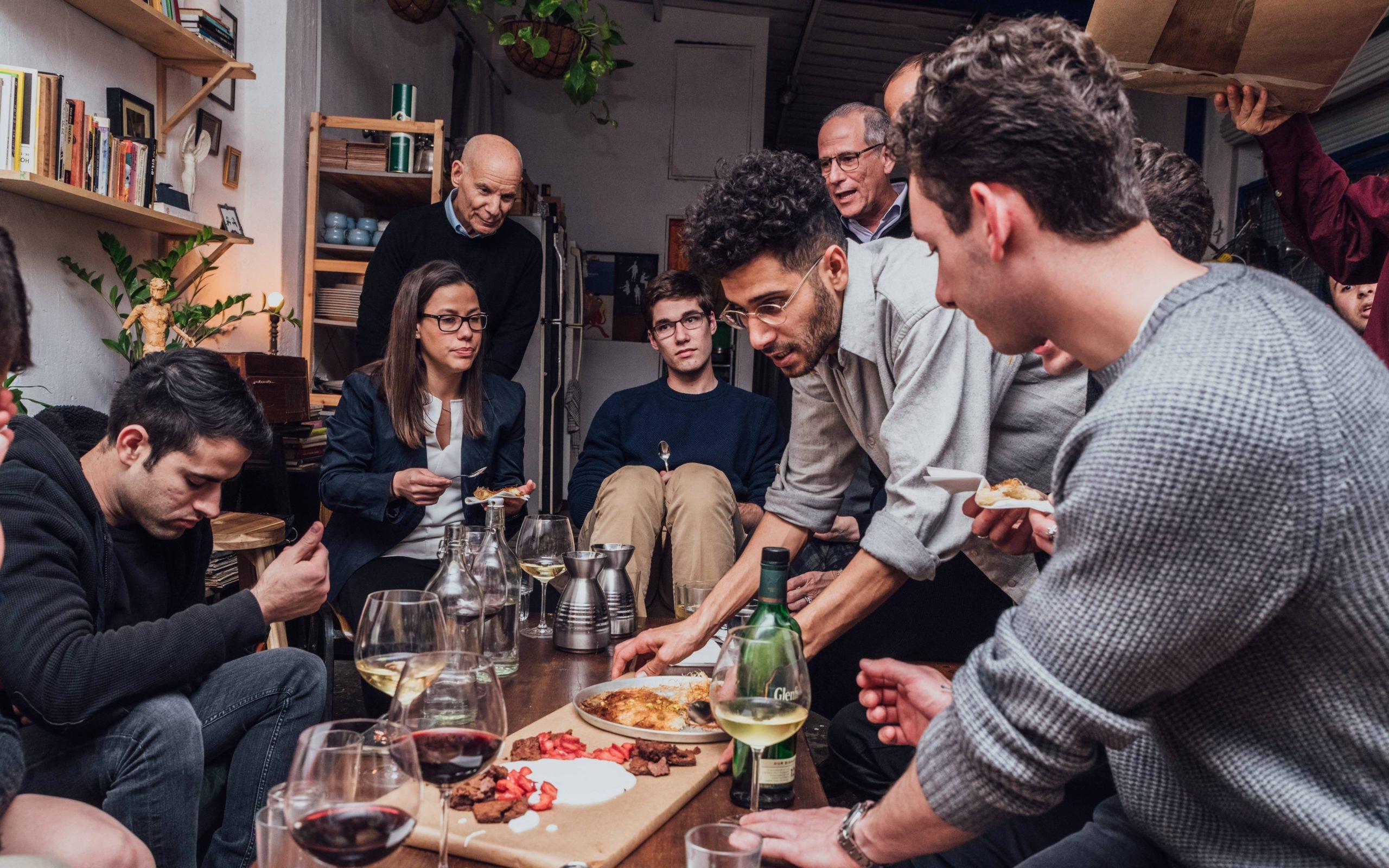 החוויה הקולינרית המלאה שלכם- סיור וסדנת שף בתל אביב