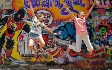 Tel Aviv Graffiti Tour and workshop